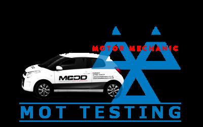 MOT Testing - Medd Motors