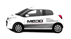 Medd Motors Courtesy Car
