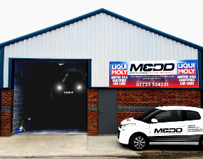 Medd Motors Garages